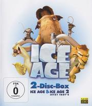 Ice Age & Ice Age 2 - Jetzt taut's (2-Disc-Box)