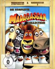 Die komplette Madagascar Collection