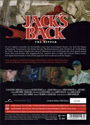 Jack's Back - The Ripper (Limitierte Edition)