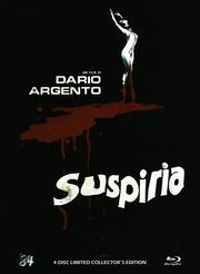 Suspiria (4-Disc Limited Collector's Edition)
