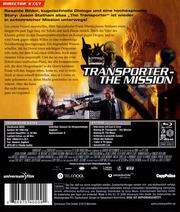 Transporter II - The Mission (Director's Cut)