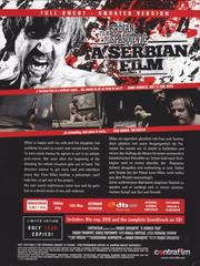 A Serbian Film: Full Uncut - Unrated Version (3 Disc Limited Soundtrack Edition)