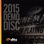 2015 DTS Blu-Ray Demo Disc Vol.19 (CES 2015)