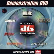 DTS Demonstration DVD No. 3