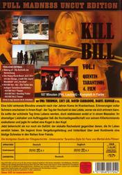 Kill Bill Vol.1 Full Madness Uncut Edition