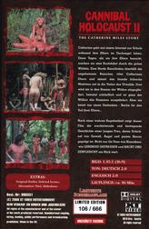 Cannibal Holocaust 2 - The Catherine Miles Story (Collector's Edition)