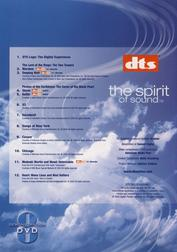 DTS Demonstration DVD No. 8 (DTS)