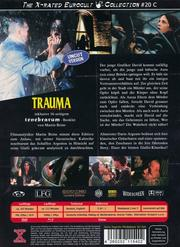 Trauma (The X-Rated Eurocult Collection #20 C)